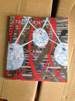 Crazyhorse literary journal, spring 2015 issue, photo by Jonathan Heinen