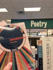 Jon Munoz with Groundspeed at Barnes and Noble in Ledgewood NJ 03-2016