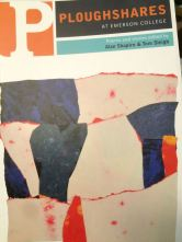 Ploughshares Spring 2016 cover