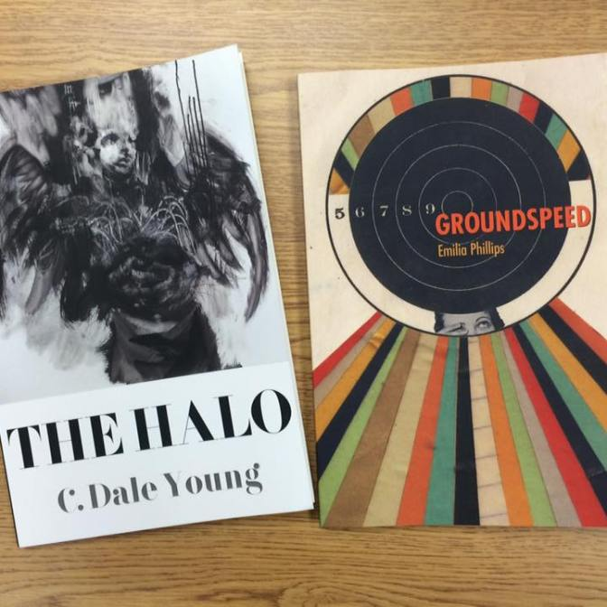 The Halo by C Dale Young and Groundspeed by Emilia Phillips from Tomas Morin 03-23-2016