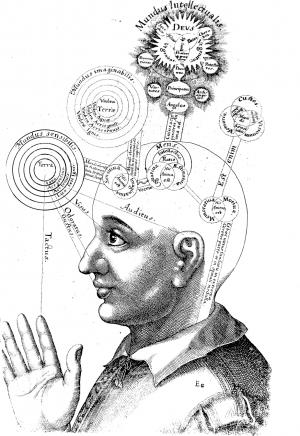 Utriusque cosmi maioris scilicet et minoris […] historia, tomus II (1619) by Robert Fludd