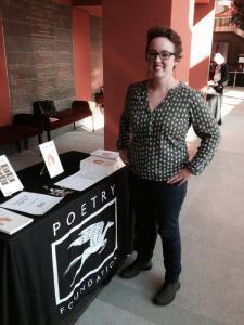 Emilia Phillips, Dodge Poetry Festival 2014 (Photo by Sarah Dodson)