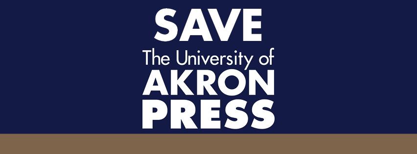 Save The University of Akron Press, 2015